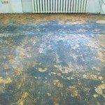 Parketa grīdas restaurācija pirms